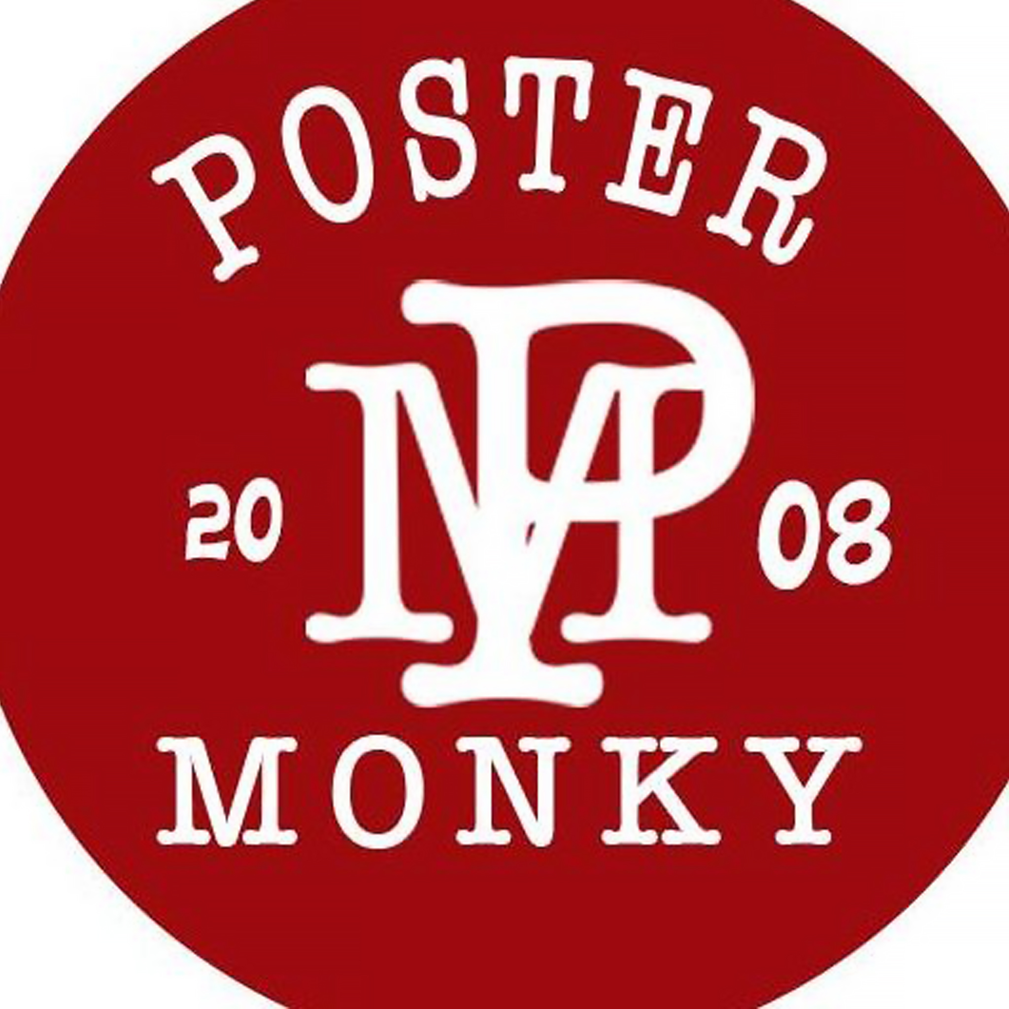 Poster Monky