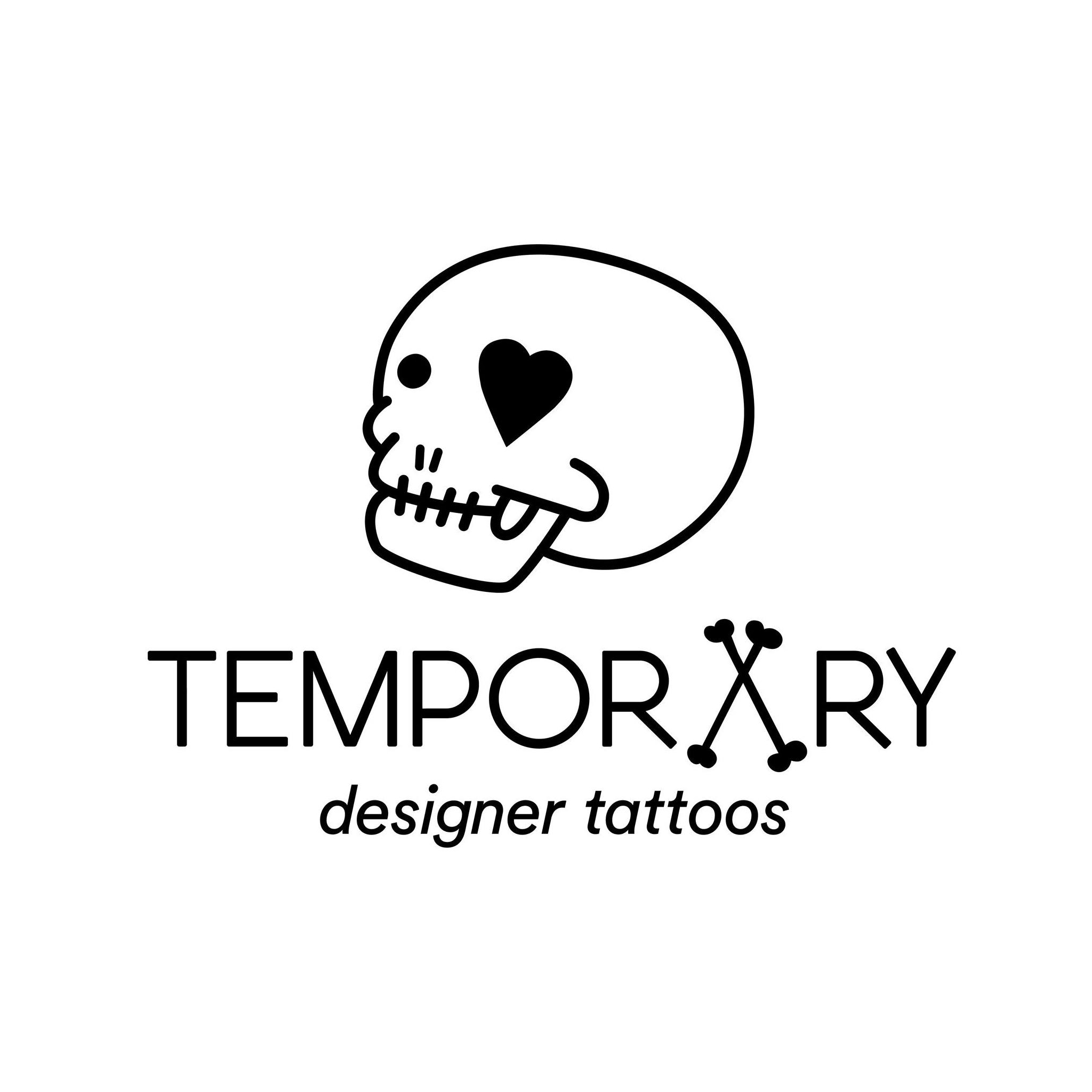 Temporary Designer Tattoos